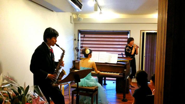 2017.7 Noriko Piano First Concert