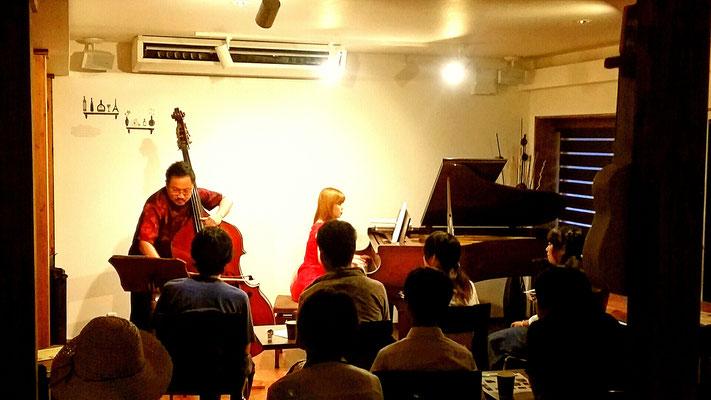 2016.7 森田良平コントラバスコンサート~祈り~故郷・九州の復興に向けて・・・