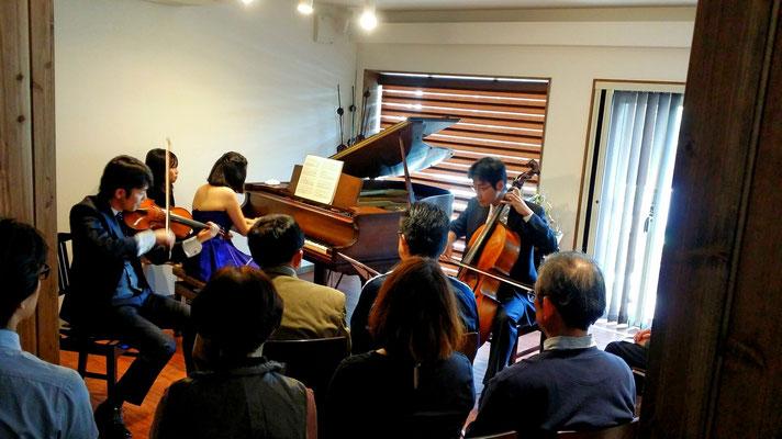 2015.10  Classic Concert~ピアノトリオの愉しみ~