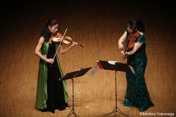 モーツァルト:ヴァイオリンとヴィオラのための二重奏曲 第1番 ト長調