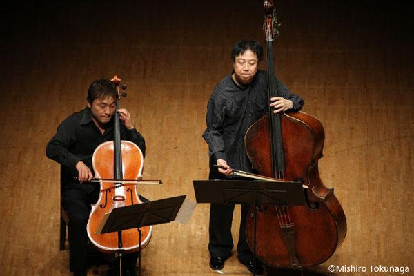 ロッシーニ :チェロとコントラバスのための二重奏曲 ニ長調