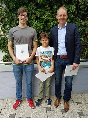 """""""Kleiner Stern im Sport"""" / 3. Platz"""