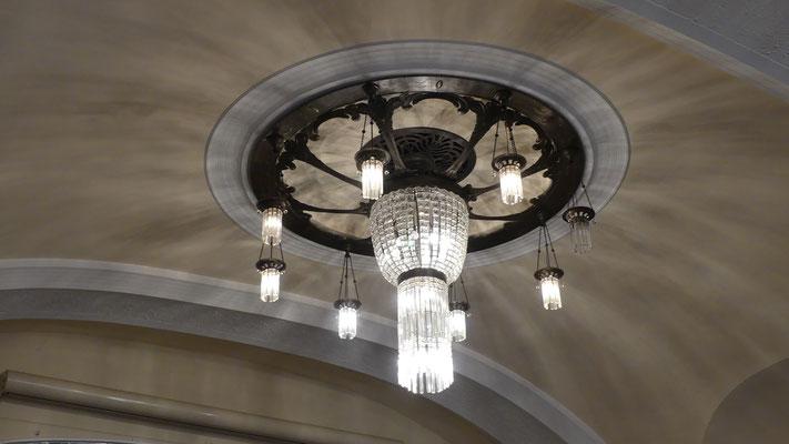 """Detail Hotel Dolce, ehemaliges Kurhaus von 1862 ursprünglich als """"Spielbank"""""""