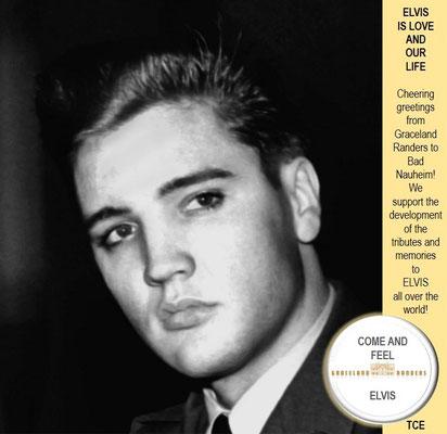 Elvis und Graceland Randers, Henrik Knudsen, Graceland Randers Vej 8960 Randers SØ  (+45) 2323 9363 henrik@gracelandranders.dk