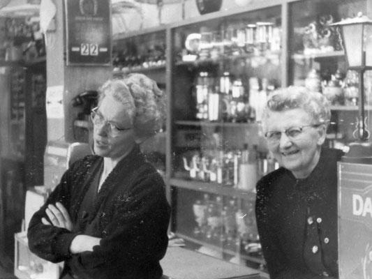 Louise und Clementine John, Sammlung Marie-Luise Matla, geb. JOHN, Digital im ONLINE-MUSEUM BAD NAUHEIM