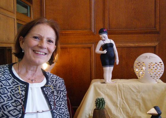 Elisabeth Köser, Bad Homburg, Freischaffende Künstlerin: Skulpturen - galerieelisabeth@web.de