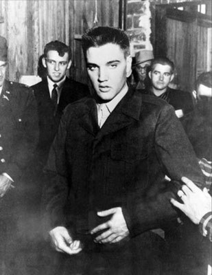 Elvis Early Years / Army Years 1958-1960 - gepostet vom ELVIS TEAM BERLIN - April 8th 2015