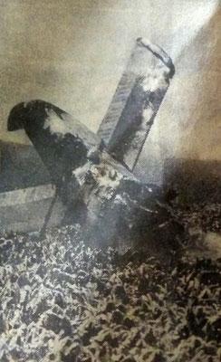 Roland Hynitzsch bei der Feuerwehr, WZ 16.07.1963, Text: wg, Fotos: Saubert -  Sammlung Roland Hynitzsch, Digitale Leihgabe ans ONLINE-MUSEUM BAD NAUHEIM, Foto: Beatrix van Ooyen