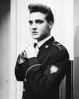 Elvis Early Years / Army Years 1958-1960 - gepostet vom ELVIS TEAM BERLIN - April 3rd 2015