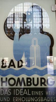 Bad Homburg- DAS IDEAL eines Heil- und Erholungsbades