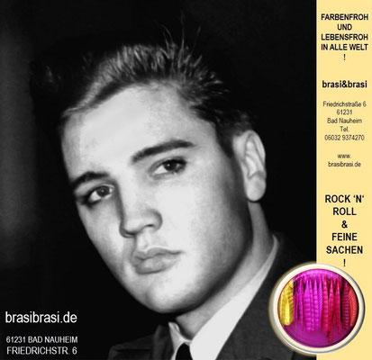 Elvis und Brasi & Brasi, Friedrichsstraße 6 in Bad Nauheim - www.brasibrasi.de