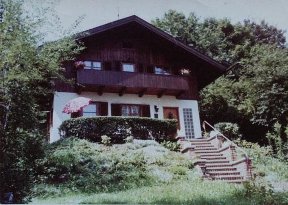 Höhenweg 9 1/10 Gartenhaus - Sammlung Michaela Jüdell, Digitale Leihgabe ans ONLINE-MUSEUM BAD NAUHEIM, Foto: Beatrix van Ooyen