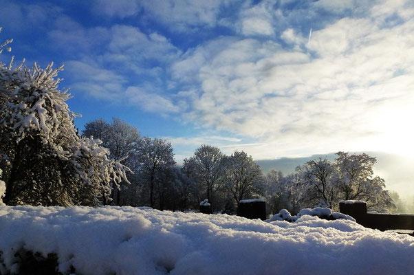 urlaub auf dem bauernhof eifel winter