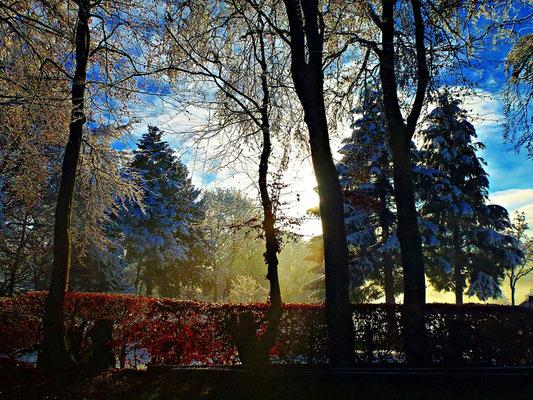 familienurlaub eifel im winter