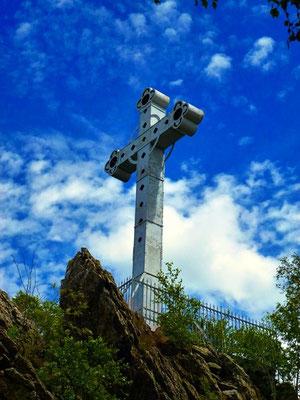 das Kreuz im Venn - nahe beim Ferienhof Vennhof