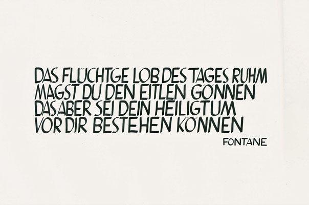 überreicht von Joachim Kusserow