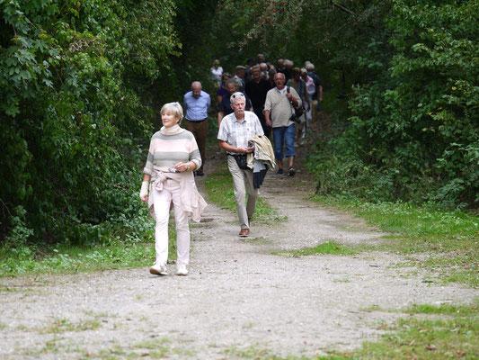 Theodor Fontane erleben auf dem Waldberg Empelde   Baladenwanderung