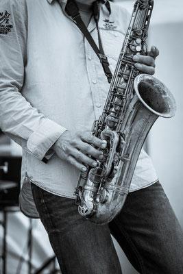 Agua-Nova - Axel Grunewald - Saxophon