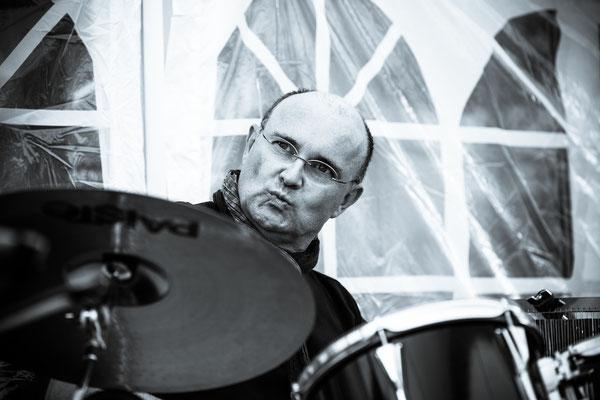 Agua-Nova - Winfried Speeter - Schlagzeug