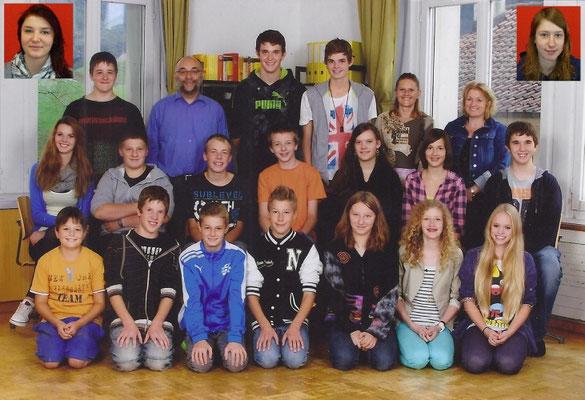 Klassenfoto 2012/13