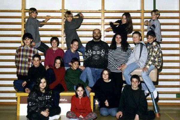 Klassenfoto 1997/98