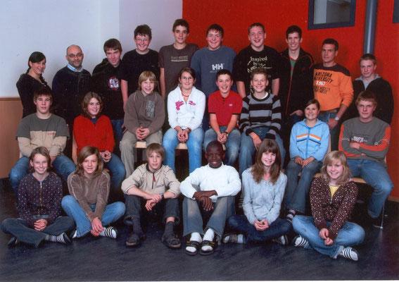 Klassenfoto 2007/08