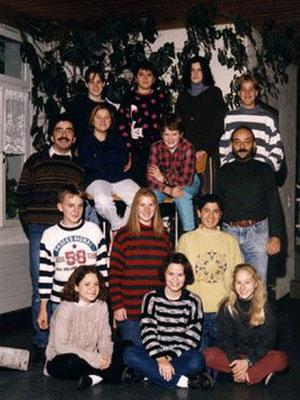 Klassenfoto 1994/95