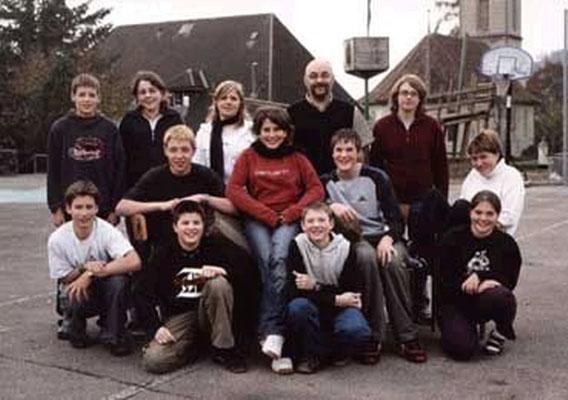 Klassenfoto 2004/05