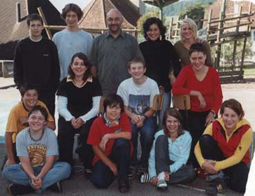 Klassenfoto 2005/06