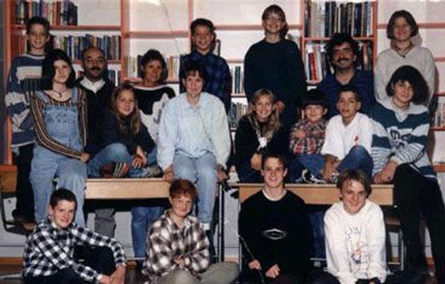 Klassenfoto 1995/96