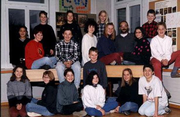 Klassenfoto 1993/94