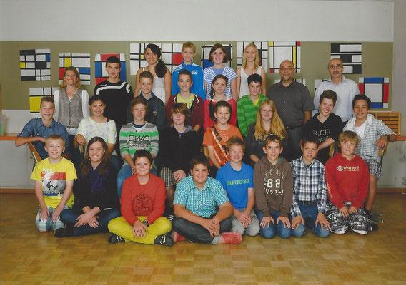 Klassenfoto 2014/15