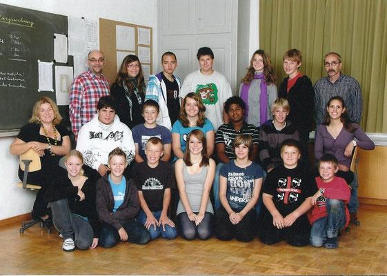 Klassenfoto 2010/11