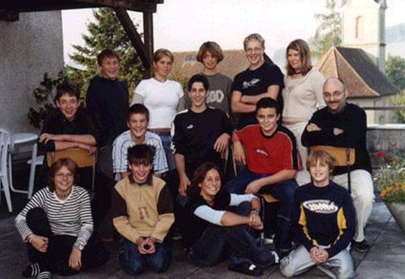 Klassenfoto 2003/04