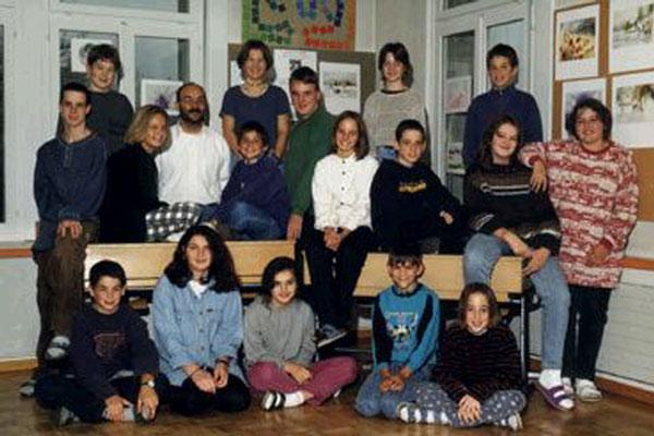 Klassenfoto 1996/97