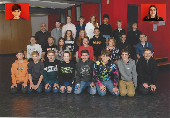 Klassenfoto 2020/21