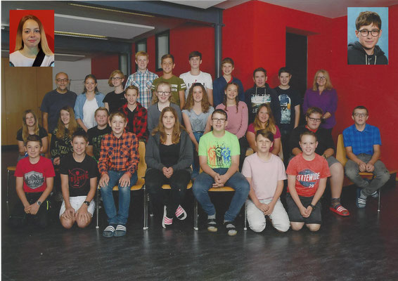 Klassenfoto 2019/20