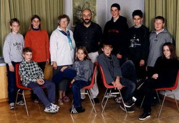 Klassenfoto 1999/2000