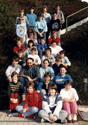 Klassenfoto 1988/89