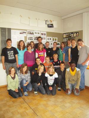 Klassenfoto 2008/09
