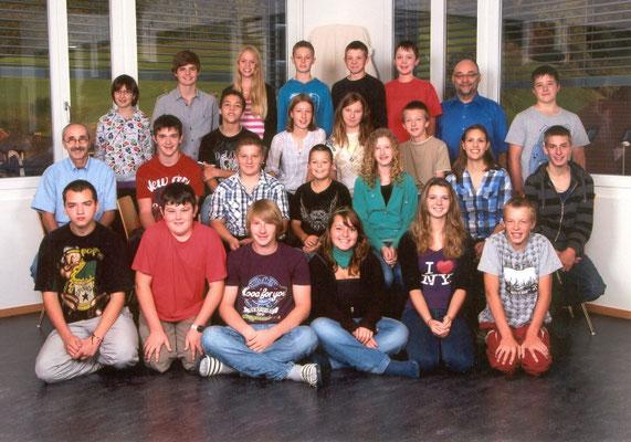 Klassenfoto 2011/12