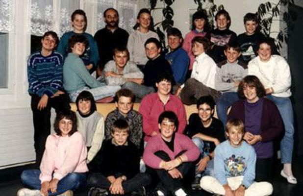 Klassenfoto 1989/90