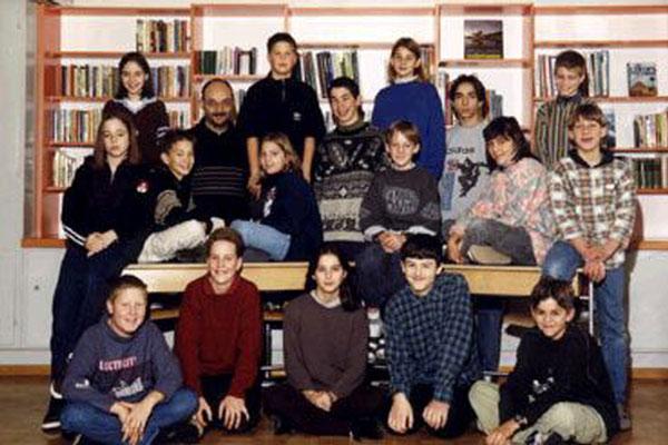 Klassenfoto 1998/99