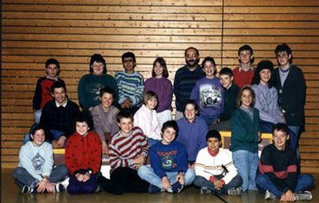 Klassenfoto 1991/92