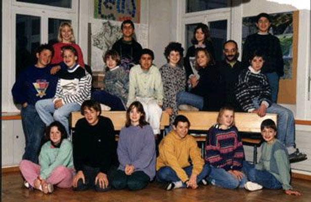 Klassenfoto 1992/93
