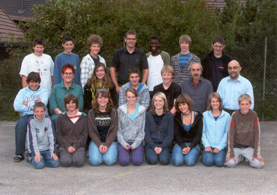 Klassenfoto 2009/10