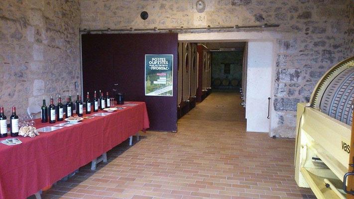 CHATEAU LAMBERT vin de Fronsac