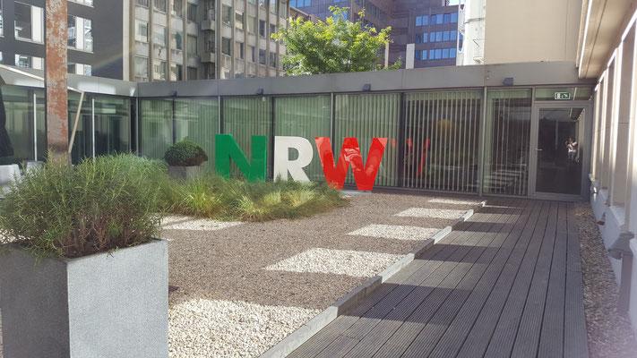 Zu Gast in der NRW-Vertretung in Brüssel