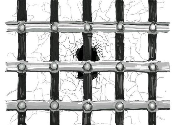 """""""Freiheit"""", 2014, digitale Zeichnung"""