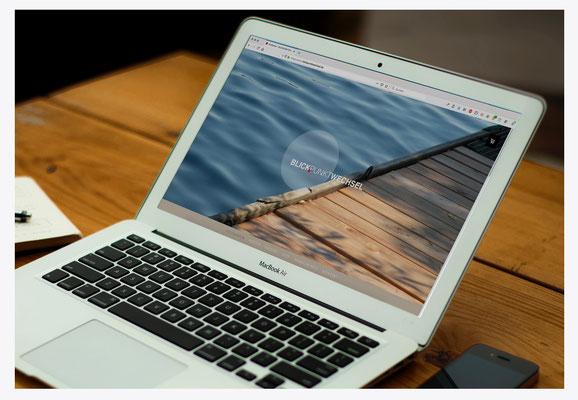 Onlineshop eines Karten-Verlags